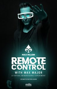 REMOTE CONTROL with Max Major